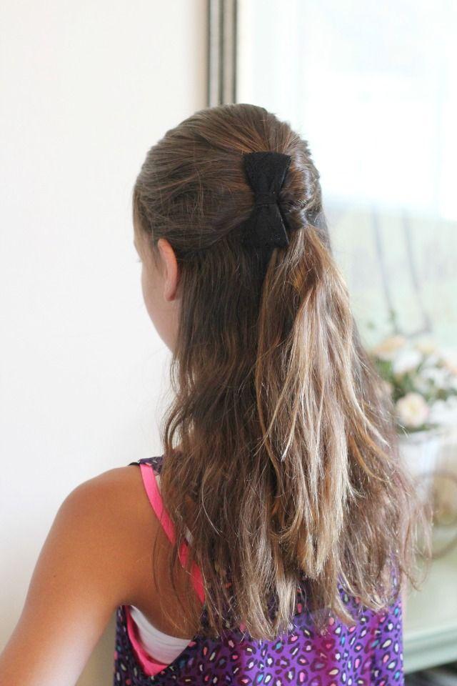 10 Cute Little Girl Hairstyles | Girl hairstyles, Braid hairstyles ...