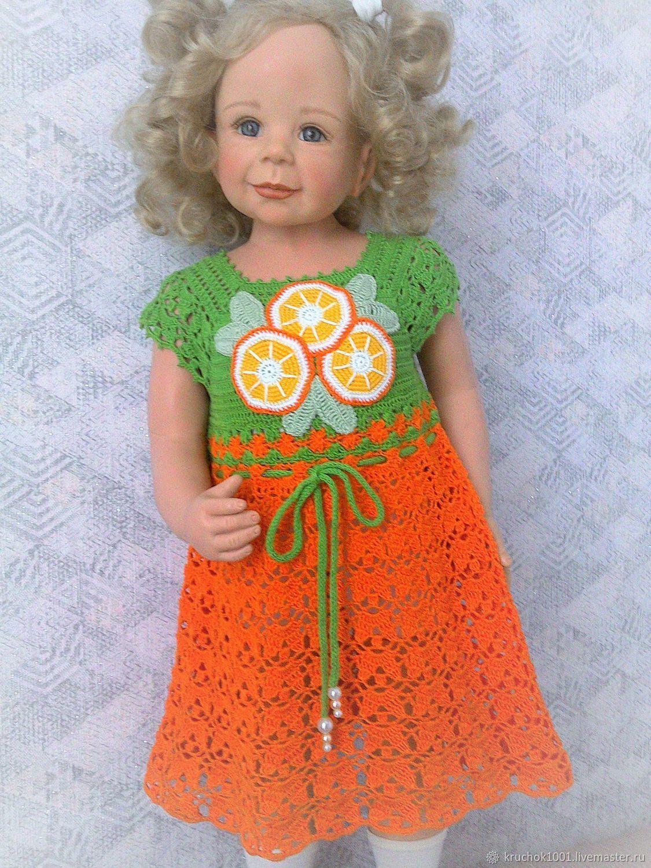 a108bb7d5531e8c Одежда для девочек, ручной работы. Ярмарка Мастеров - ручная работа. Купить  Платье