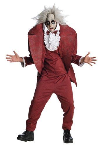 Adult Shrunken Head Beetlejuice Costume Halloween Pinterest