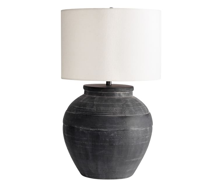 Faris Ceramic Table Lamp Ceramic Table Ceramic Table Lamps Pottery Barn Lamps