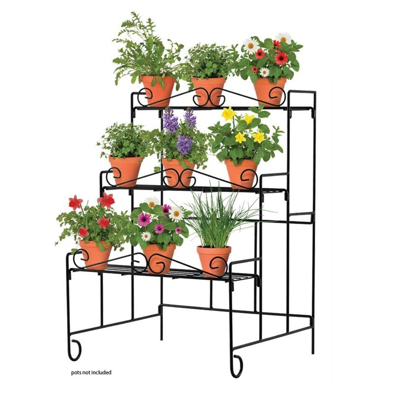 Find Whites Outdoor Wall Heavy Duty Plant Stand At Bunnings Warehouse Visit Your Local For The Widest Range Of Garden Products