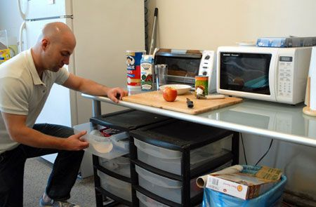 Merveilleux Tips For Setting Up A Temporary Kitchen