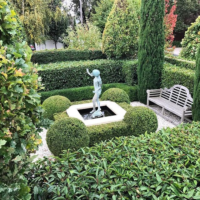 Andrew Stark Garden Design Parterre Garden Garden Inspiration Boxwood Garden