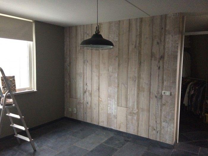 Voorbeeldmuur behang stijgerhout google zoeken interieur pinterest zoeken google en - Decoratie kamer slapen schilderij ...