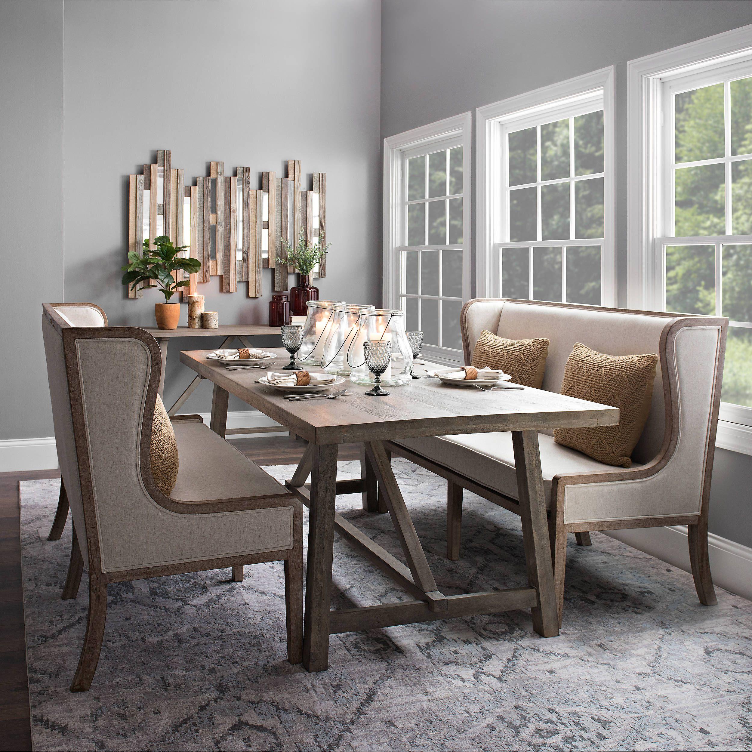 Farmhouse Dining Table In 2020 Dining Table Farmhouse Dining