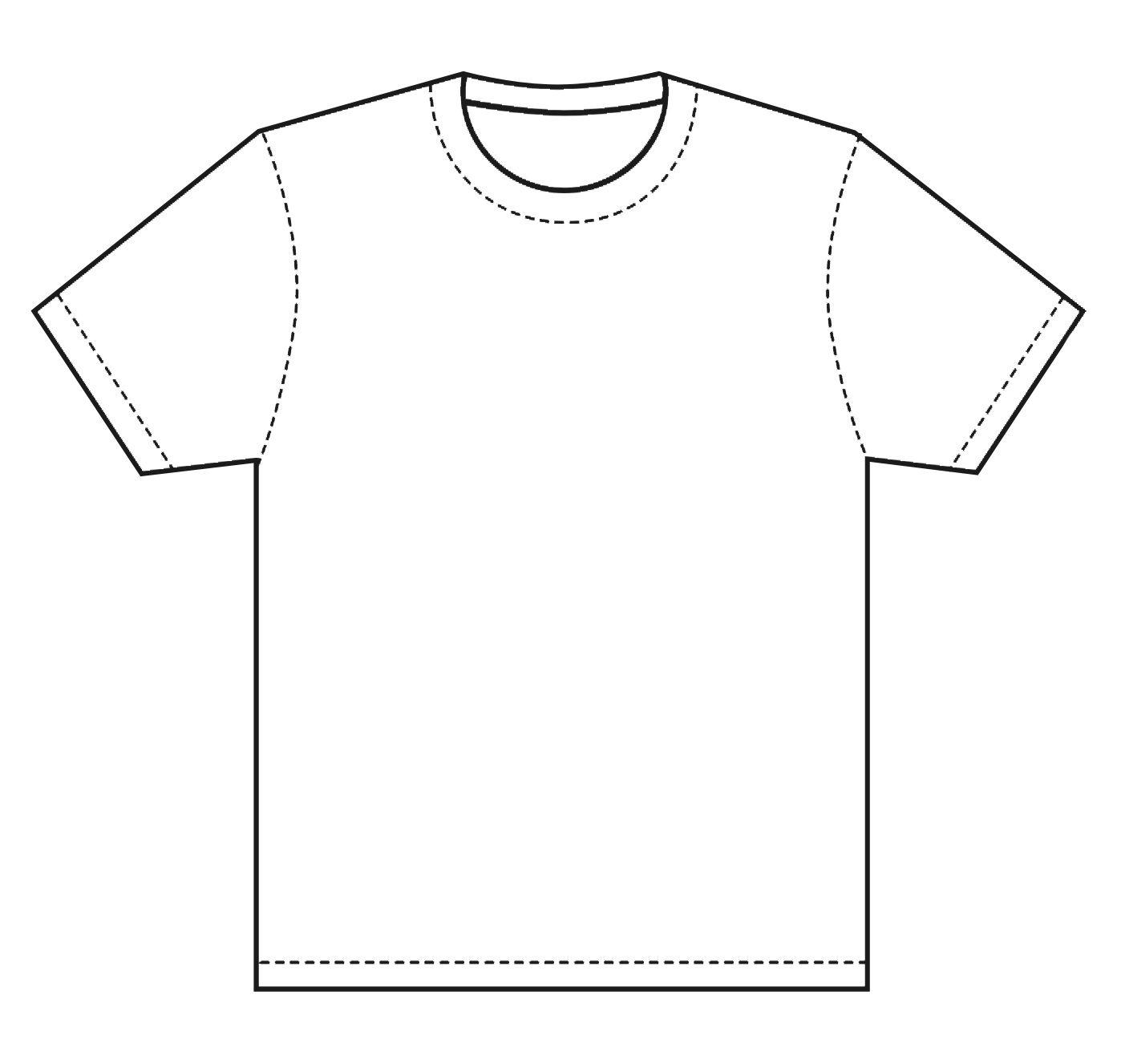 Download Design T Shirt Template Joy Studio Design Gallery Best Design Shirt Drawing Shirt Sketch T Shirt Design Template
