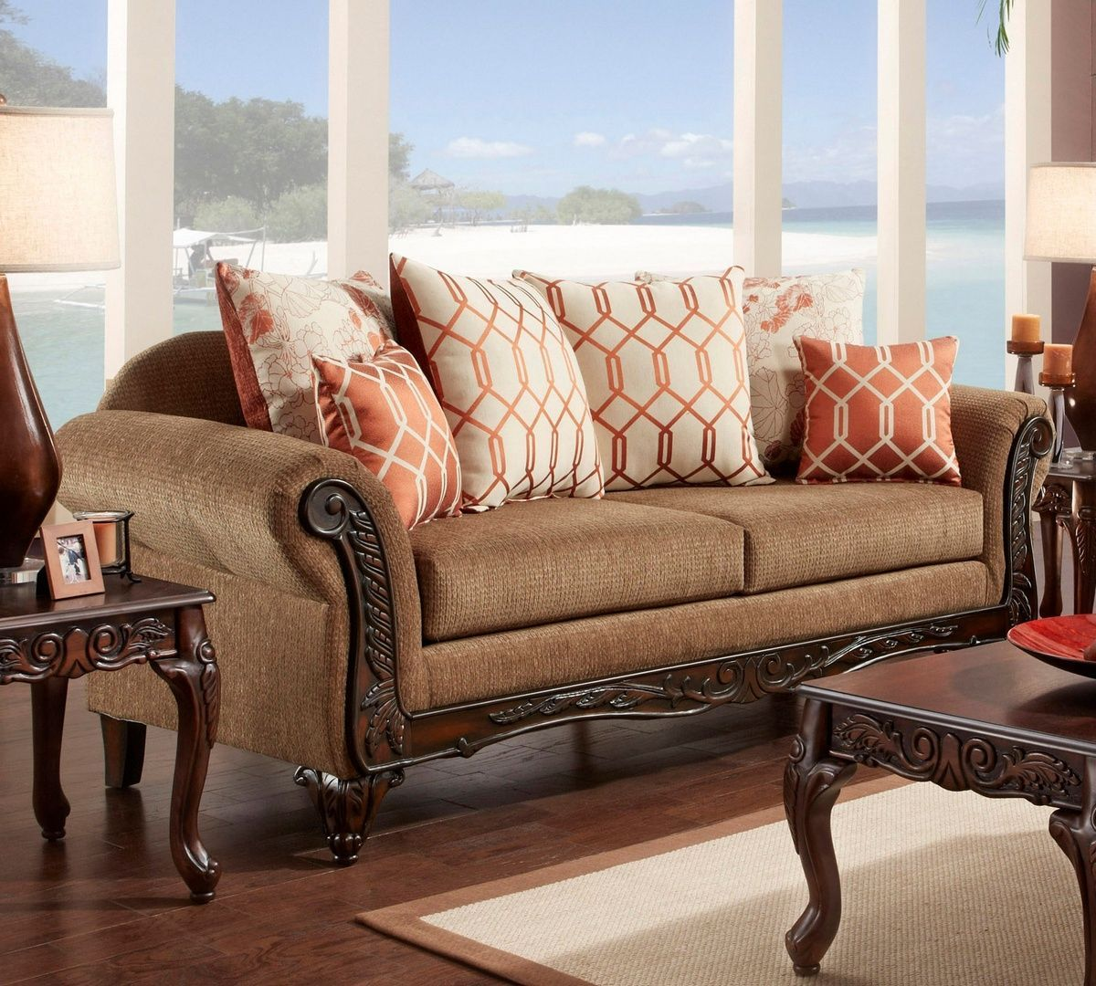 Benton Sofa Chelsea Home Furniture 726525 S In 2020 With Images
