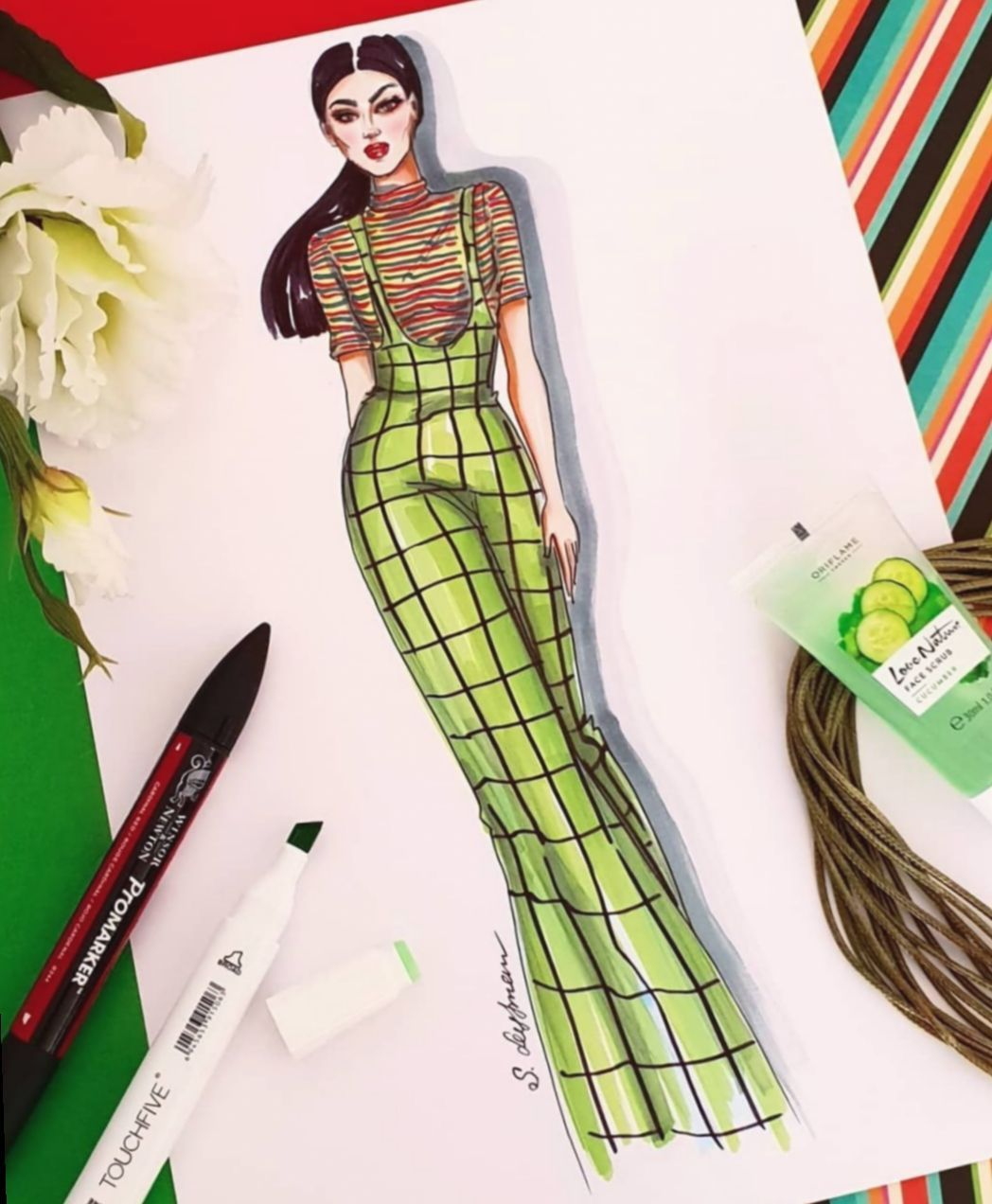 ✔ Fashion Design Sketchbook Outfit #photography #style #fitness #style #shopping #styles #outfit #pr...