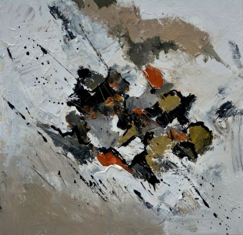 abstract 446130, painting by artist ledent pol