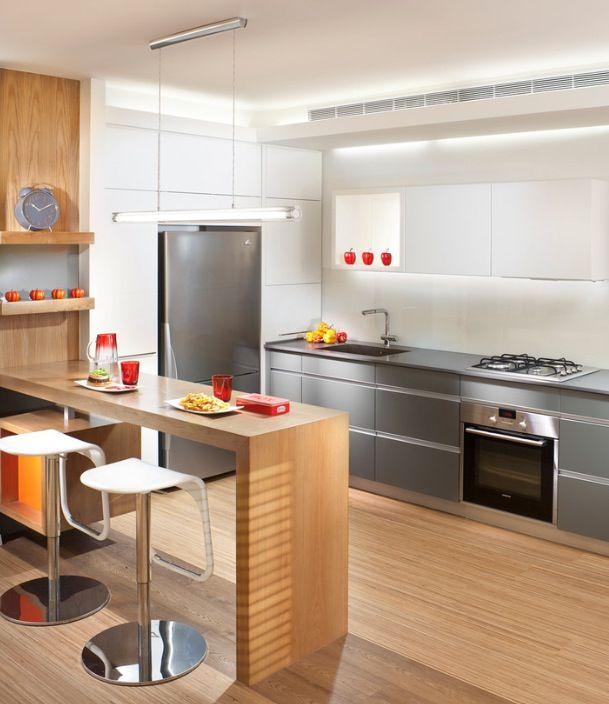 Home Bar Design Ideas Houzz: Waterfall Countertop From Houzz