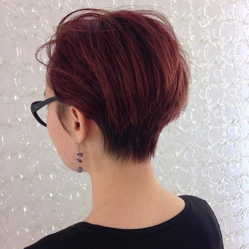 Wonderful Wedge Haircuts For 2018 - Styles Art | Hair ...