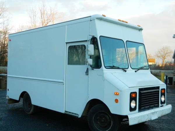 Shop Van! 1994 Step Van, Chevy p30 - $5750