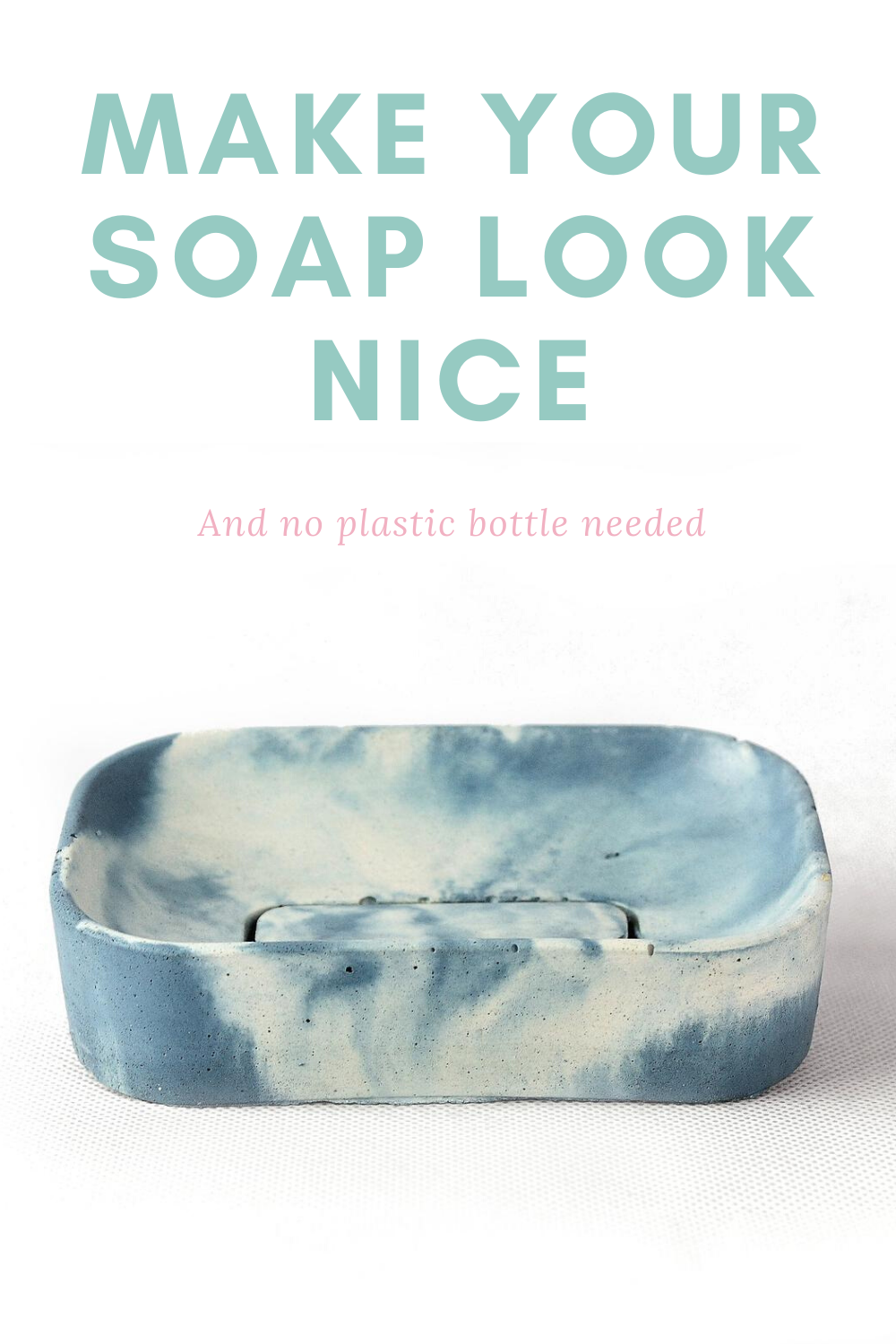 I stopped using soap bottles because i do not want more plastic in my trash. Look at this lovely one! They come in different colours.   #soapbar #soapdish#plasticfree#zeepschaaltje