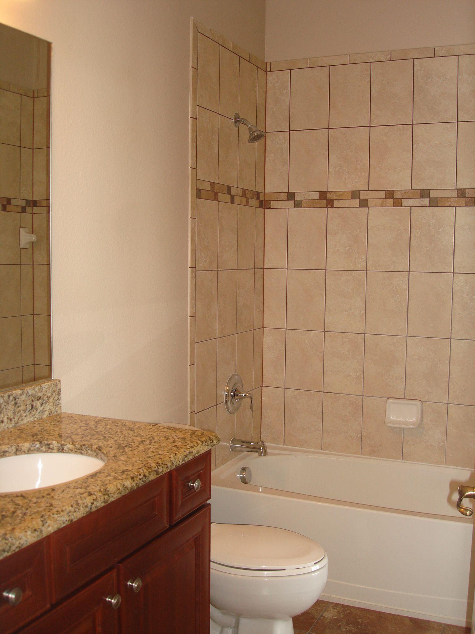 Kinley 2x2 W Den Guest Bathroom At Urbana Www Urbanaluxuryapts Com Luxury Apartments Guest Bathroom Luxury Amenities