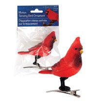 Bulk Motion Sensing Chirping Bird Ornaments at DollarTree.com