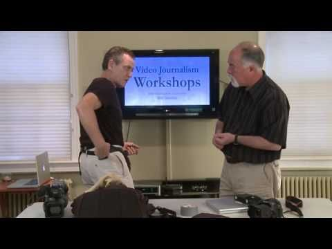 """Essential Video Journalism Tutorial, """"What's In Your Backpack?"""""""