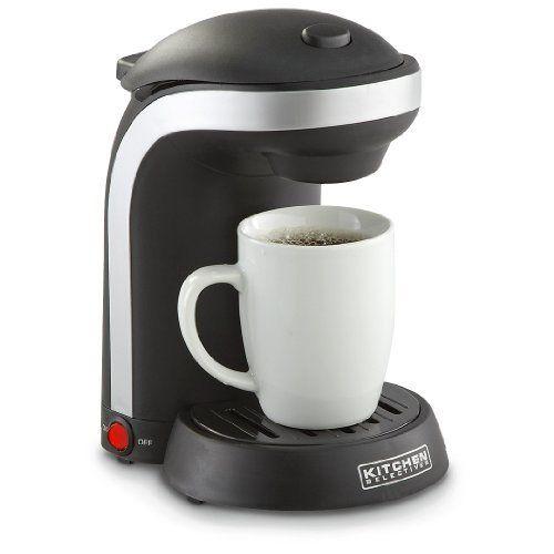 Single Serve Coffee Maker By Kitchen Selectives 3198 You