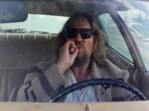 Lookin Out Your Back Door The Dude Big Lebowski Filmes Shows