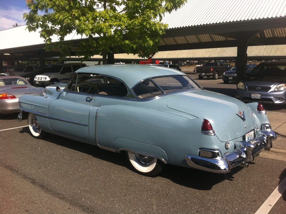 1950 cadillac coupe deville vintage cadillac cars pinterest cadillac coupe and cars. Black Bedroom Furniture Sets. Home Design Ideas