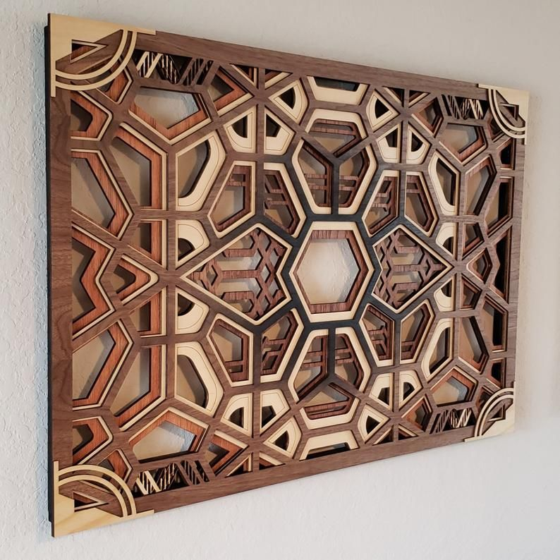 Pin On Geometric Wall Art