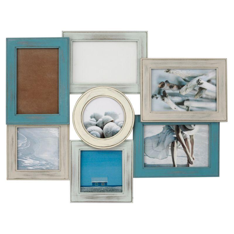 distressed wood photo frame - george @ asda | Home accessories ...