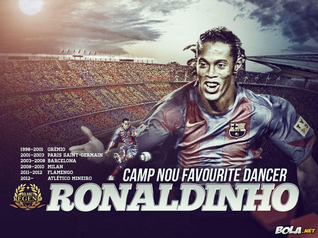 Ronaldinho Barcelona Wallpaper Hd Football Wallpaper