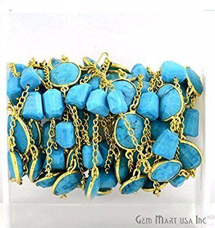 One Foot Beautiful Turquoise Fancy Rough, 10mm, 24k Gold ... https://www.amazon.com/dp/B01MDLWT7D/ref=cm_sw_r_pi_dp_x_uoyMybKDTET08