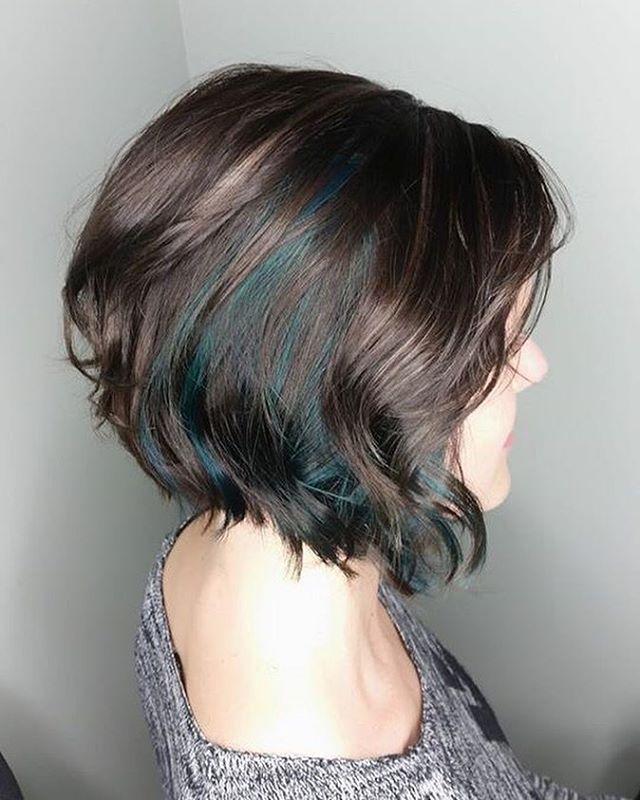 60 Stunning Dark And Light Brown Hair With Highlights Ideas Hair Highlights Short Hair Balayage Brown Hair With Highlights