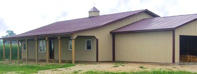 pole barn homes post frame homes by blitz builders