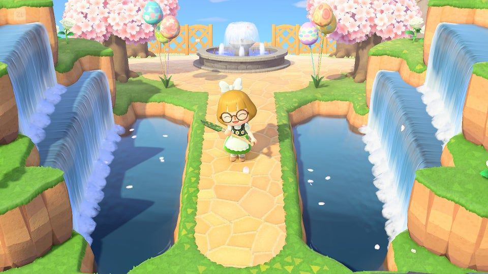 8 Best Terraforming Ideas For Your Animal Crossing New Horizons Island Dexerto In 2020 Animal Crossing Guide Animal Crossing New Animal Crossing