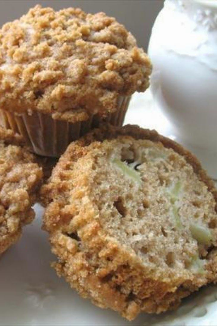The Best Apple Pie Muffins Ever | I got this recipe from a friend. I make these often and take them to many potlucks