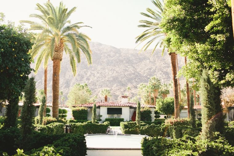 14 Amazing Palm Springs Wedding Venues Via Theeld