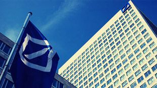 Deutsche Bank swings the axe but promises new platform for