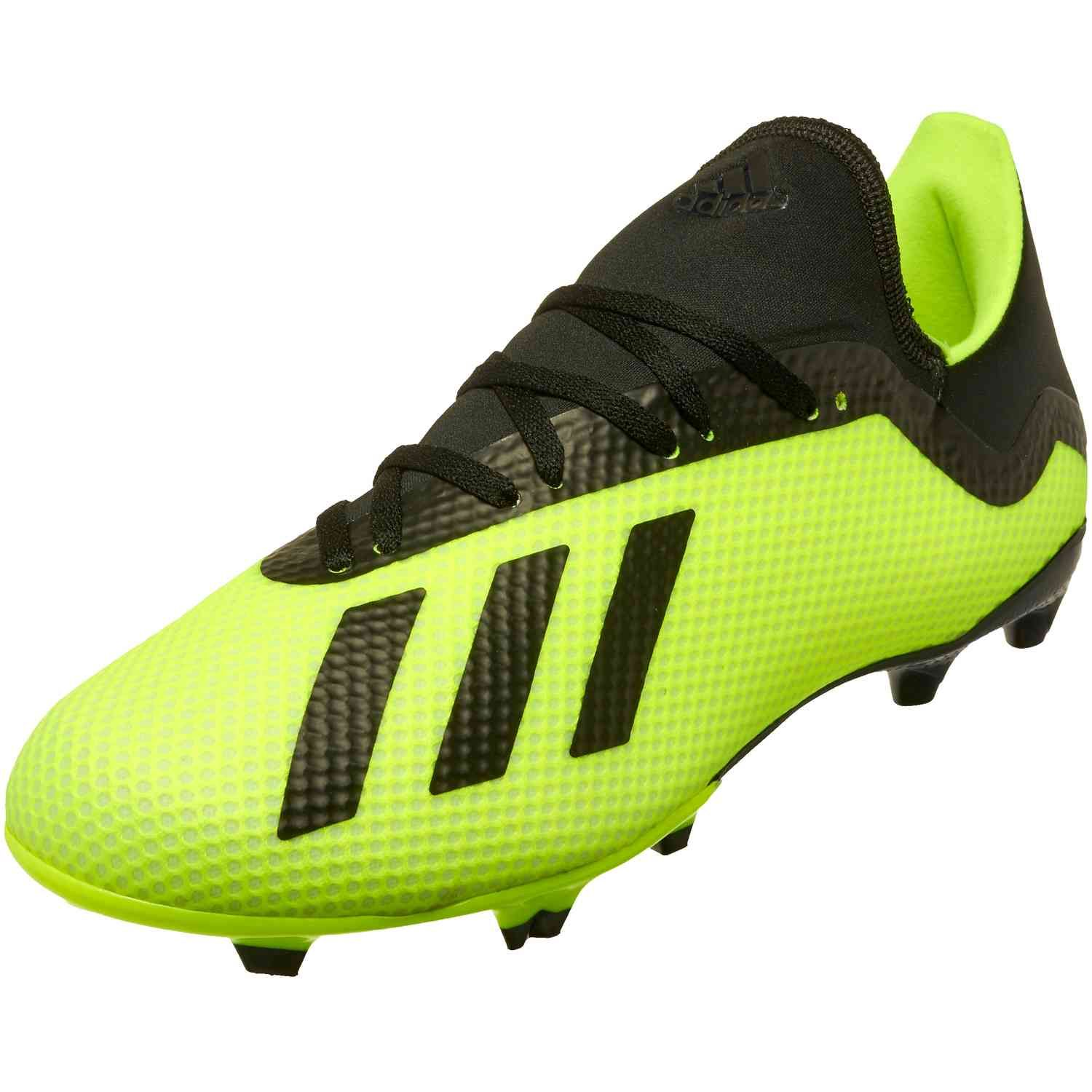 56558966b3e Team Mode pack adidas X18.3 Buy these shoes from www.soccerpro.com