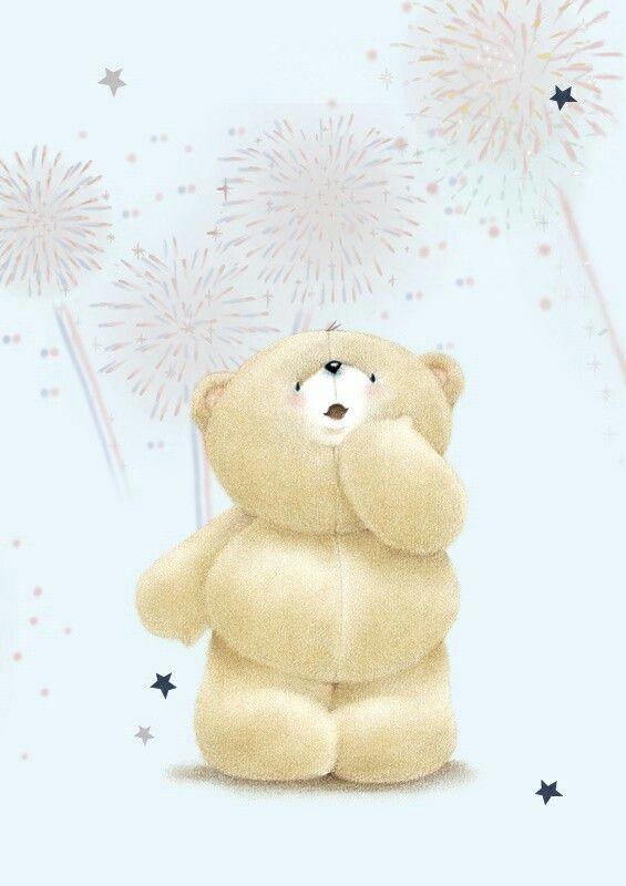 Forever Friends:) | «•«•« Forever Friends Art ~ Bear ...