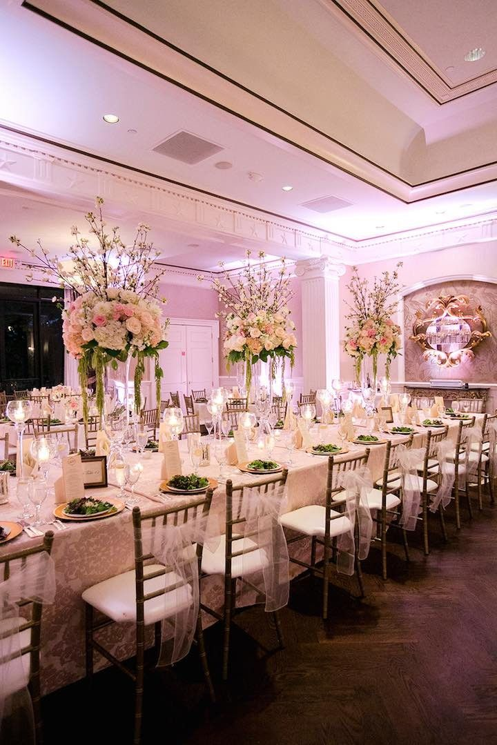 wedding reception idea; photo: Nancy Aidee