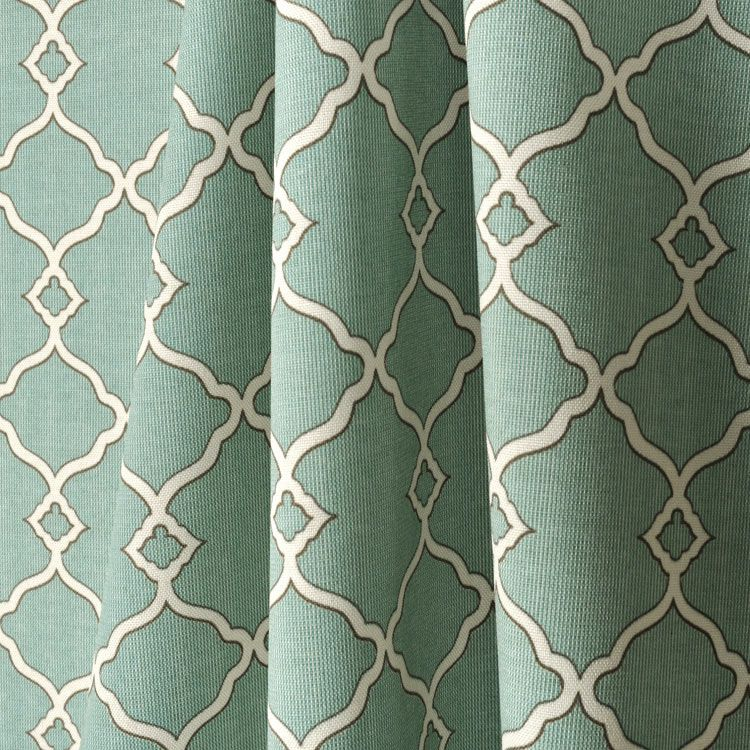 Waverly Chippendale Sun N Shade Fretwork Mineral 9 85 Per Yard