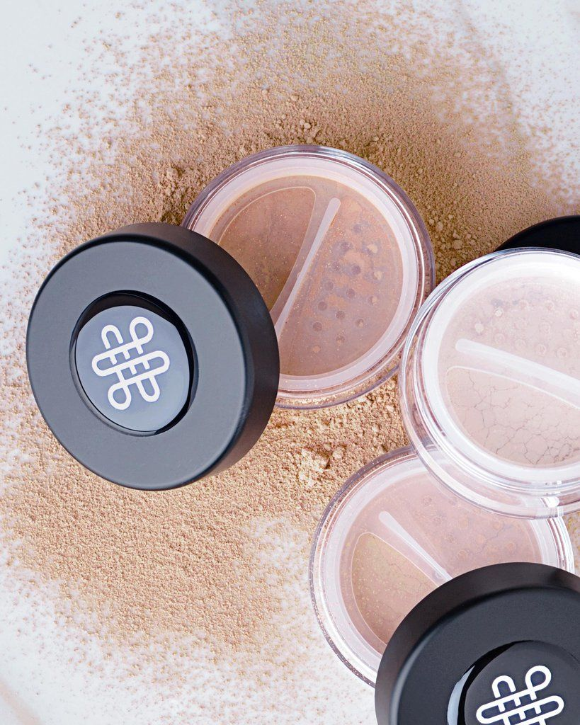Mineral Veil / Finishing Powder - Mica-Free, Titanium