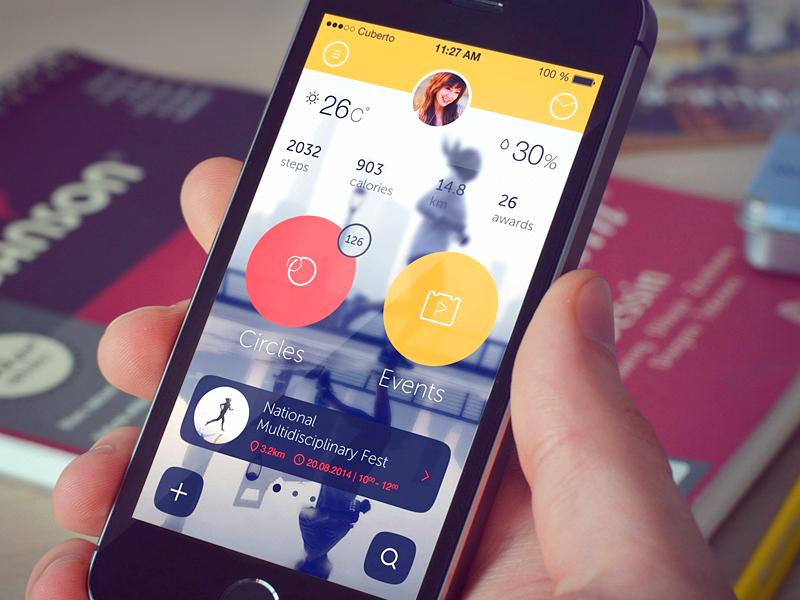 Sportscool app   Screens, App and Ui ux