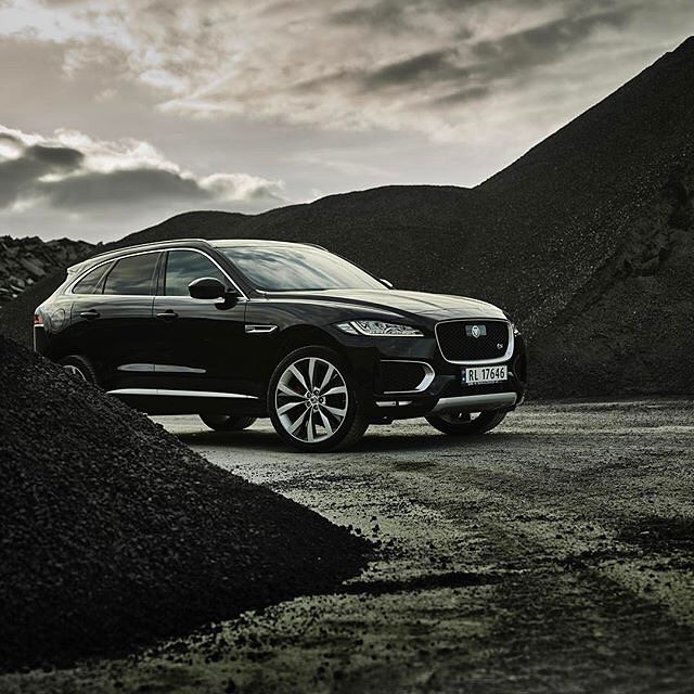 Some Things Are As Clear As Black And White Jaguar Fpace Captured By Tomhaga Luxury Performance Suv Awd Carsofinstagram Regram