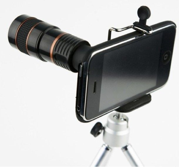 Telephoto Lense for iPhone Iphone lens, Zoom lens for