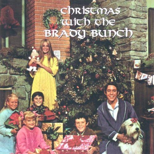 Very Brady Christmas.A Very Brady Christmas Album Vintage Christmas Christmas