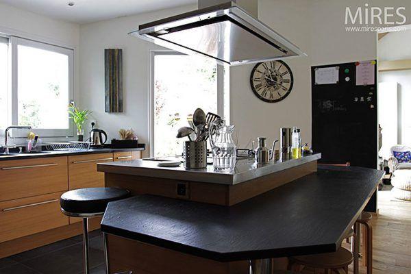 decoration exemple de cuisine avec ilot central img ilot de central cuisine 07151601 exemple de cuisine