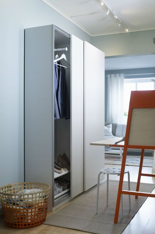 Wardrobe Closet Small Bedroom
