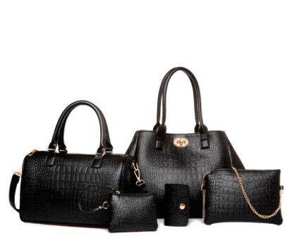 Vogue Star Women handbags 5 piece set