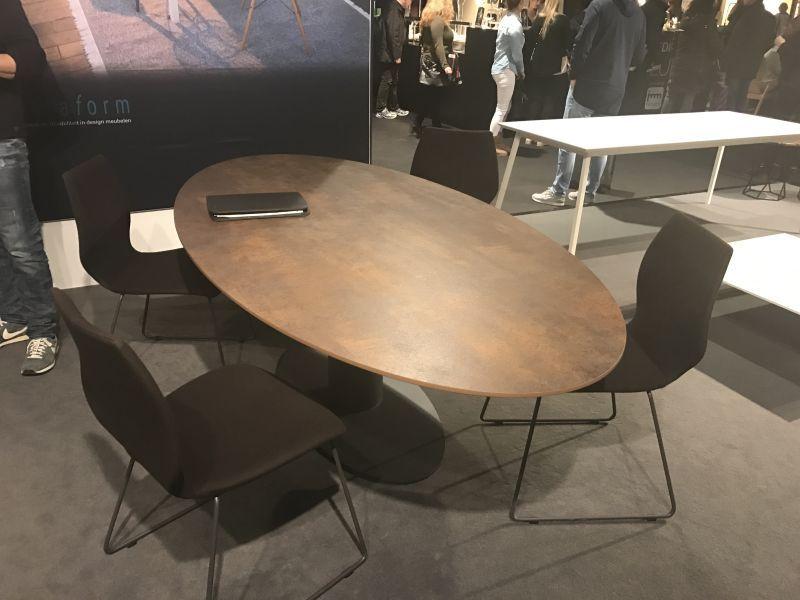 Esstisch Oval Ausziehbar Design