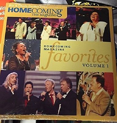 Homecoming Magazine Favorites Volume 1 [Audio CD]