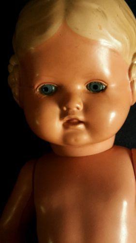 Schildkroeten-Puppe-defekt