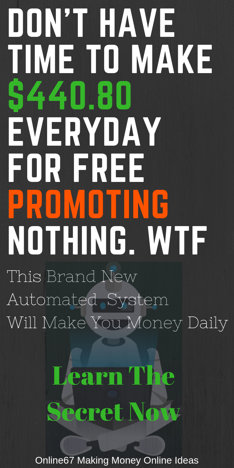 How To Make Money Aside From Work Automated Make Money Online