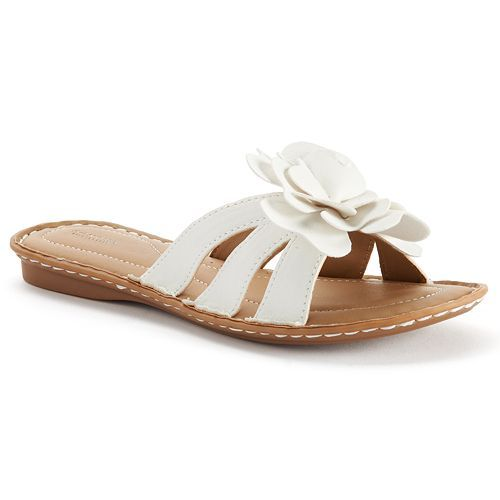 384ffbf203a SONOMA Goods for Life™ Women s Floral Sandals in 2019